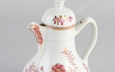 18th Century Chinese porcelain Family Rose teapot with