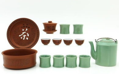 A Collection of Chinese Items