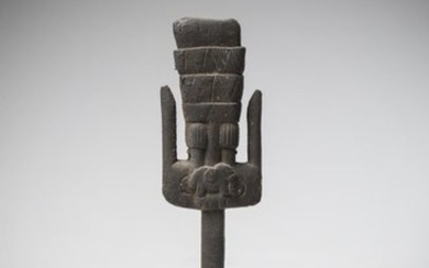 BAOULE, Ivory Coast. Very ancient object of power...