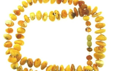 CHIC Baltic Amber Necklace