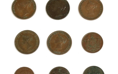 Coins and tokens, Great Britain and World