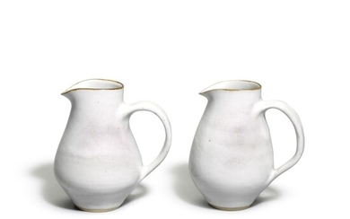 DAME LUCIE RIE | TWO SMALL JUGS