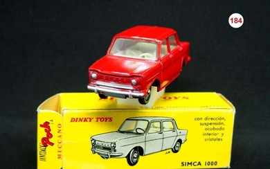 DINKY-TOYS - France - metal - 1/43rd (1)...