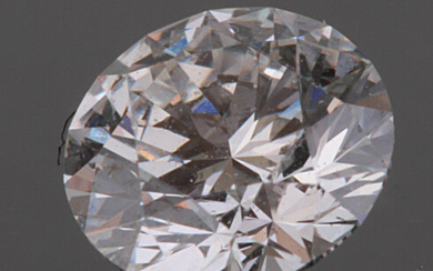 Loose brilliant cut diamond 0.27ct