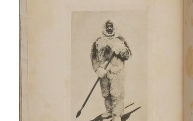 PEARY, Robert E. (1856-1920). The North Pole.