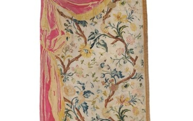 A French or English tapestry fragment