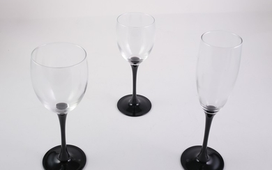 A glasses set