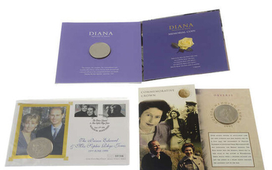 A mixed selection of assorted Proof coins and others, to include Royal commemoratives.