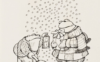 ARNOLD LOBEL (1933 1987) There was Frog