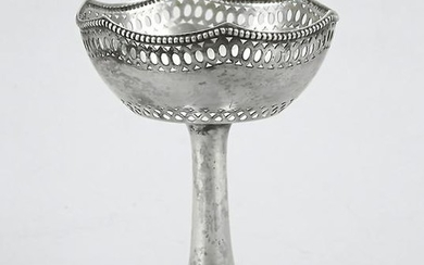 Bowl, 20th cent., silver