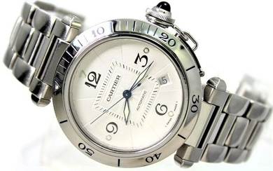 "Cartier - Pasha C Automatic ""NO RESERVE PRICE"" - Box - Unisex - 2000-2010"