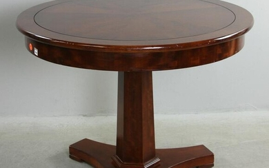 Empire Style Pedestal Dining Table