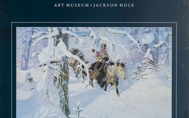 John Clymer, Wildlife of the American West - Out of the
