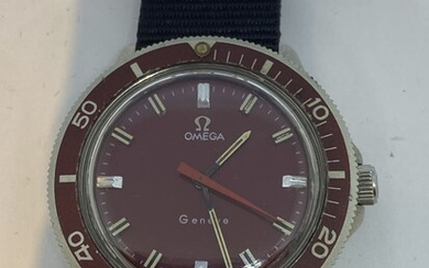 Omega Geneve Diver Admiralty