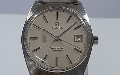 "Omega - Seamaster- ""NO RESERVE PRICE"" - 166.0204 - Men - 1970-1979"