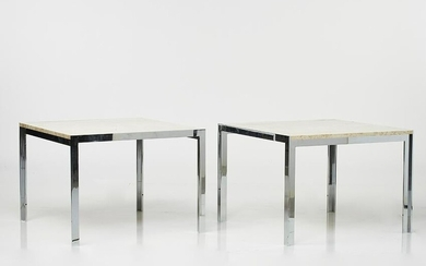 Pace Collection Side Tables (2)