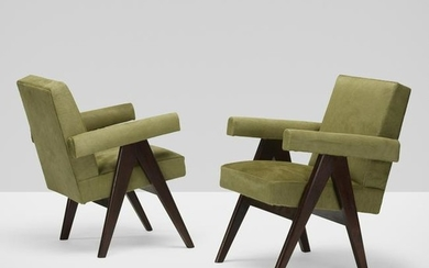 Pierre Jeanneret, Committee armchairs from the