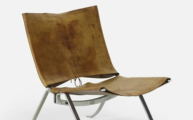 Preben Fabricius and Jorgen Kastholm, lounge chair