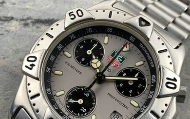 TAG Heuer - Chronograph Professional - 540.206 - Men - 1990-1999