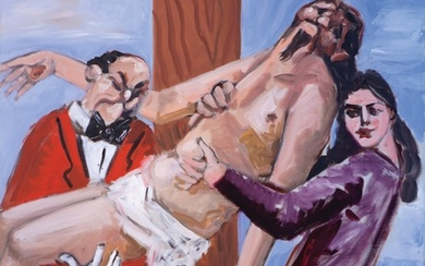 THE DEPOSITION FROM THE CROSS, George Condo