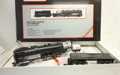 Williams brass #7002 Southern Pacific 2-8-8-4 Cab
