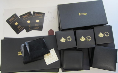 World Commemorative Gold Coins