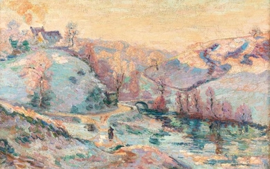 Armand GUILLAUMIN (Paris 1841-Orly 1927)