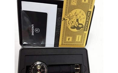 Brand new and boxed Monopoly watch