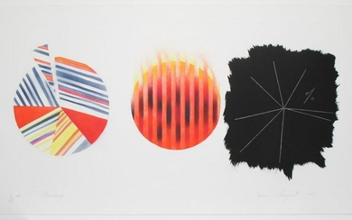 James Rosenquist - Fourneaux