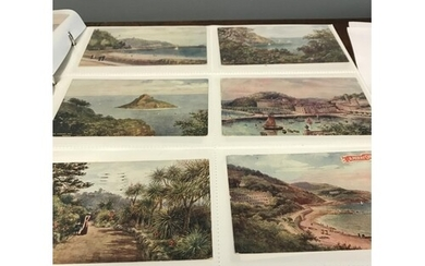 Large collection of postcards - Scenes of England approx 300