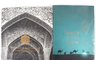 Middle Eastern Culture & Natural Showcase Books