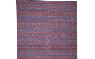 Reversible Hand Woven Flat Weave Durie Kilim Oriental