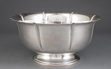 Towle Sterling Silver Footed Center Bowl