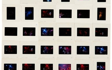 89887: ELO Color Slides (32) (circa early to mid-1970s)