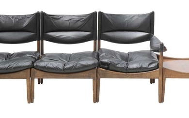A 'Modus' modular sofa and table suite, §
