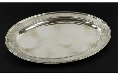 A Reed & Barton Sterling Silver Tray.