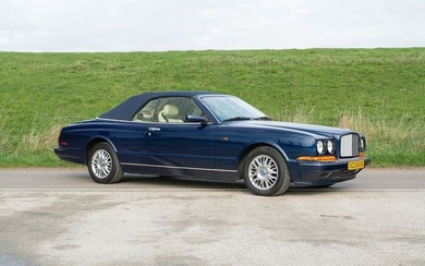 Bentley - Azure 6.8 Convertible - 1997