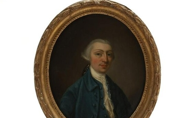 Continental School (late 18th century), Portrait of a