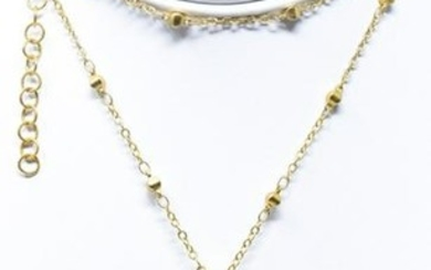 Costume Quartz Crystal Necklace Retail of $275