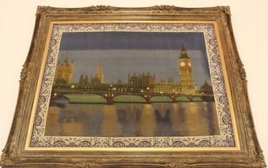 Feiner TäbrizPerser Westminster Bridge - Carpet - 118 cm - 144 cm