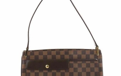Louis Vuitton Aubagne Damier Shoulder Bag