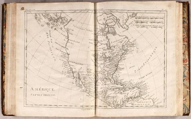 MAPS IN BOOK, Atlases, Bonne/Raynal