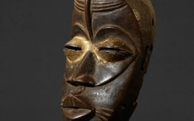 Mask - Wood - We - Ivory Coast