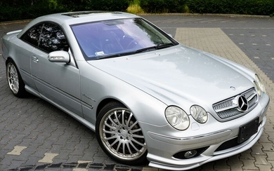 Mercedes-Benz - CL 55 AMG- 2005