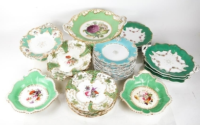 Mixed Group French-Style Dinnerware