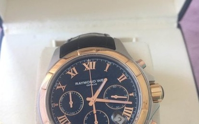 Raymond Weil - Parsifal Chronograph- 7260-SC5-00208 - Men - 2011-present