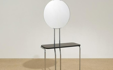 Wolfgang Hoffman for Howell console and mirror