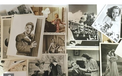 A collection of 1930s vintage film stills to include Swing, ...