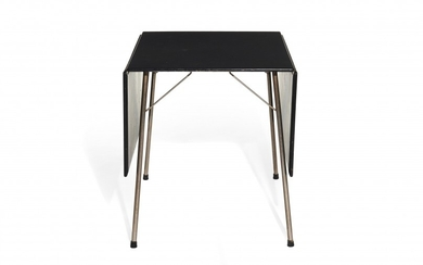 Arne JACOBSEN (1902-1971) Table mod. 3601 - Circa 1952
