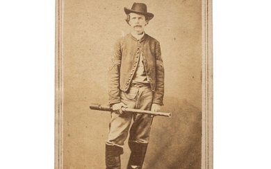 Exceptional Civil War Archive of John Merritt Morse, NH 3rd Infantry and US Army Signal Corps